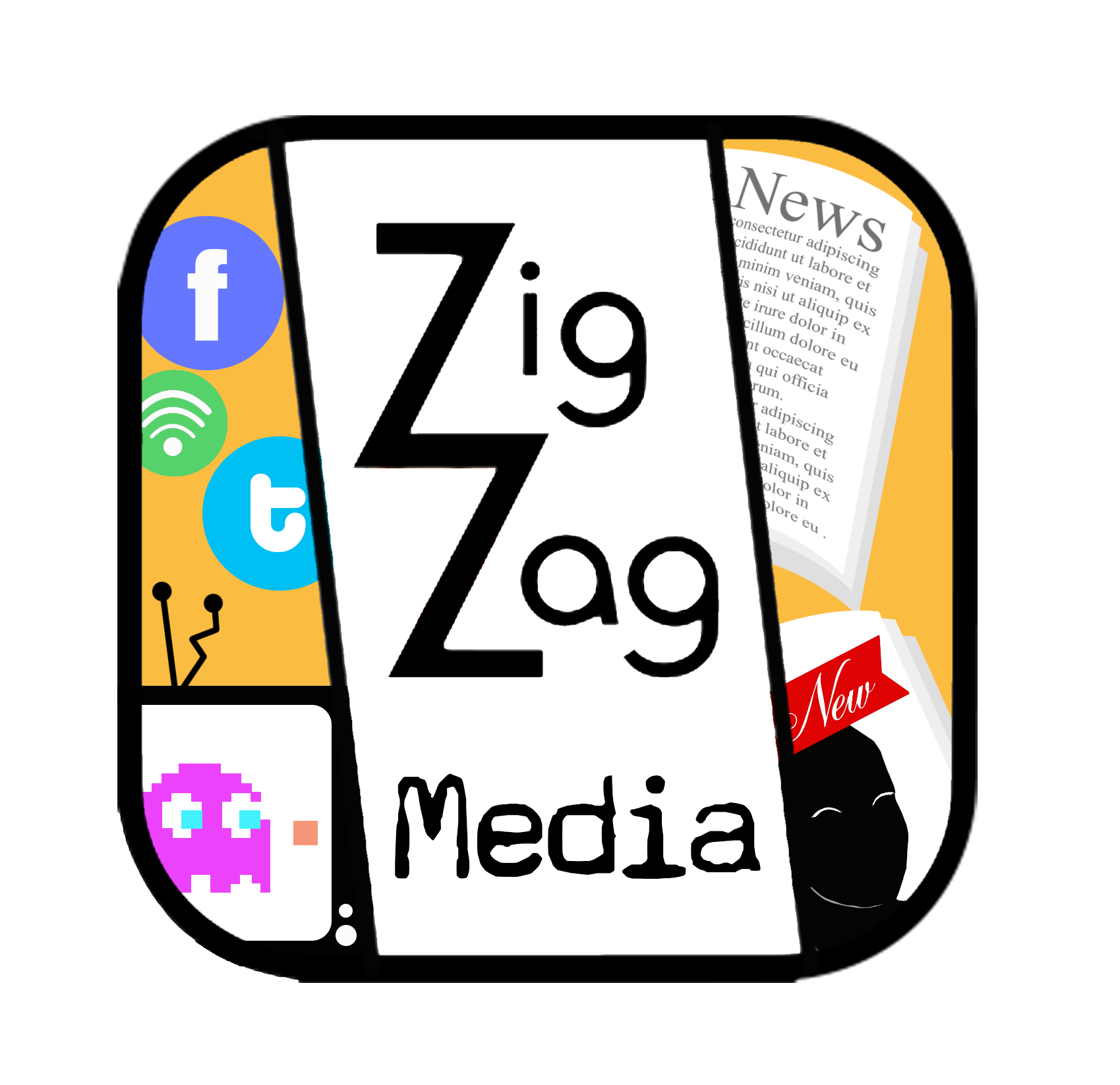 Media Studies logo