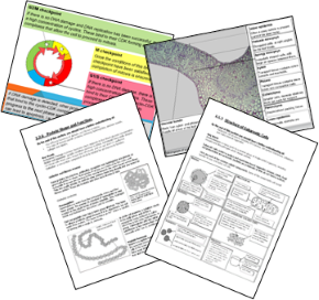 Teaching Pack for OCR A Biology Module 2: Foundations in Biology