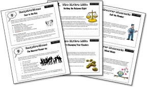 GCSE English Language SOS Non-Fiction Writing Cards