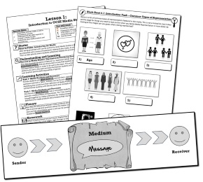 GCSE 9-1 OCR Teaching Pack: Introduction to Media