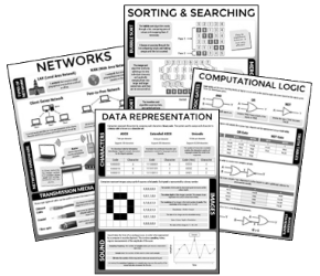 OCR GCSE (9-1) Computer Science - Revision Posters