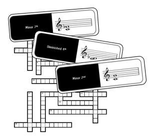 A Level WJEC Musical Terminology Activity Packs