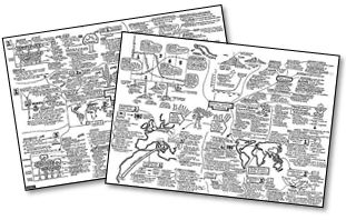 Topic on a Page: Visual summaries of GCSE Geography topics ...
