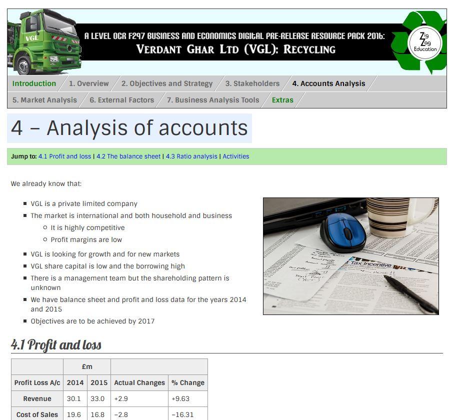 Ocr business studies f292 case study 2015