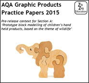 aqa graphic products coursework mark scheme